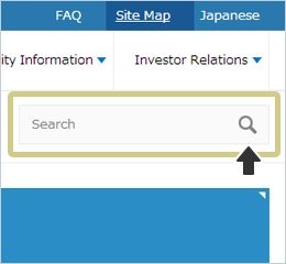 Search by using the search engine within the site