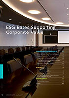 ESG Bases Supporting Corporate Value